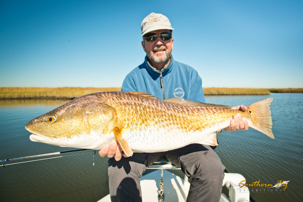 things to do while in new orleans - fishing charter Southern Fly Expeditions