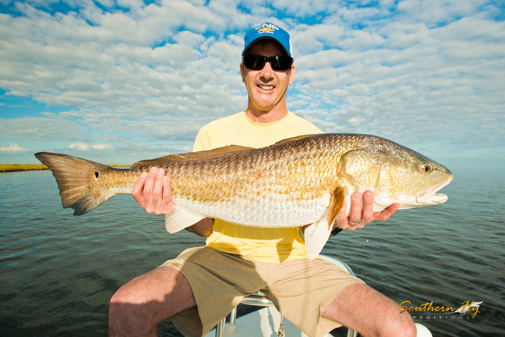 fishing trips things to do while in new orleans Southern Fly Expeditions