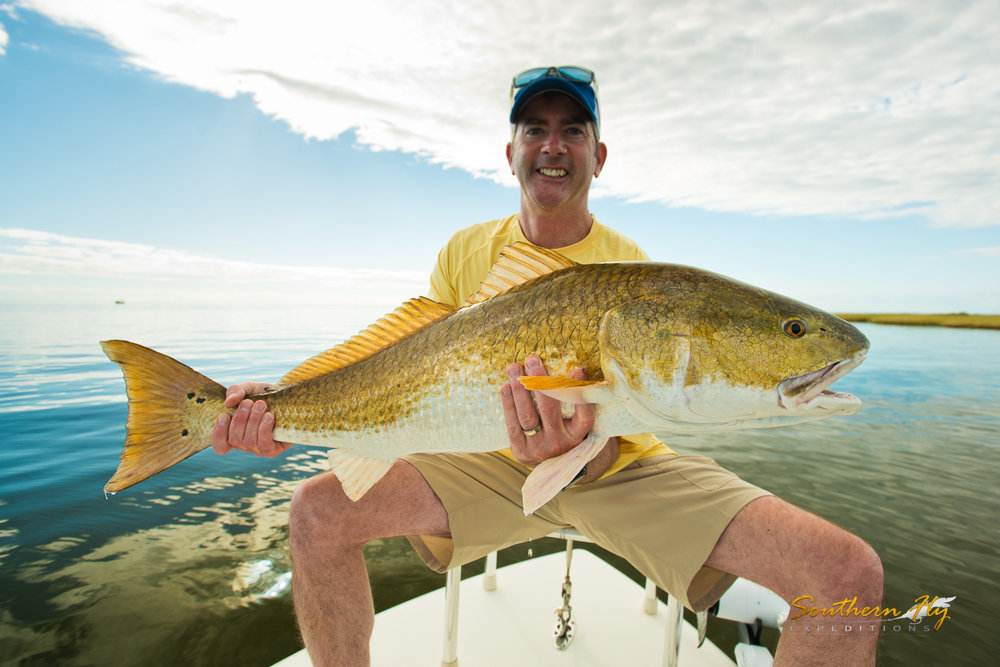 fishing charters - stuff to do while in new orleans Southern Fly Expeditions