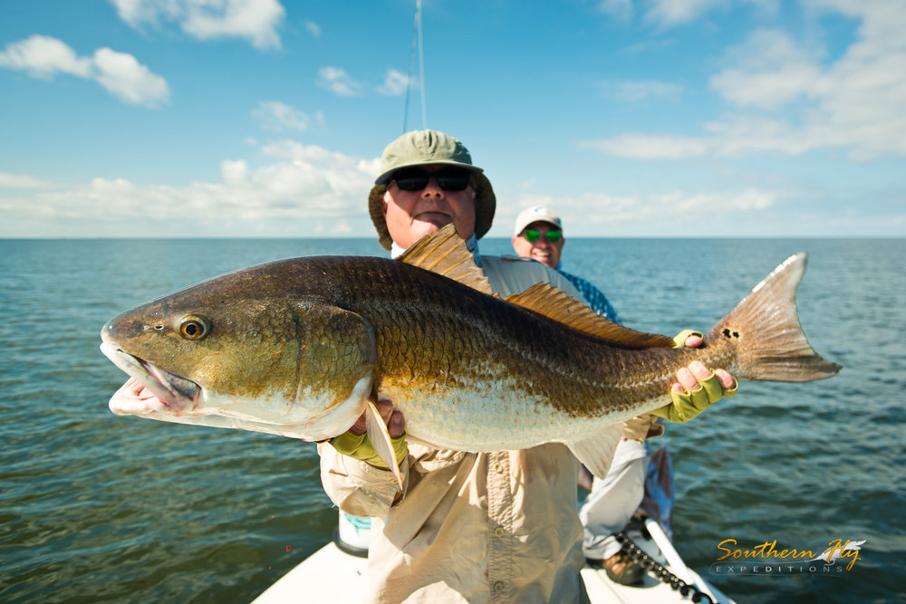 Fly Fishing Guide Delacroix Captain Brandon Keck Southern Fly Expeditions