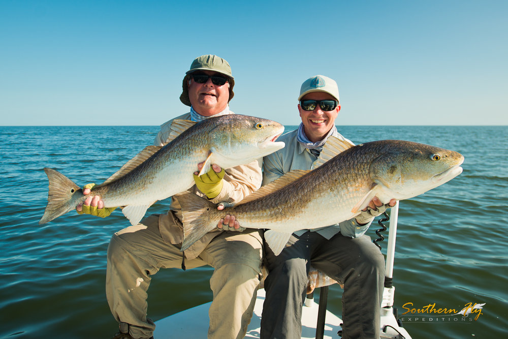 Sight Fishing Delacroix Southern Fly Expeditions