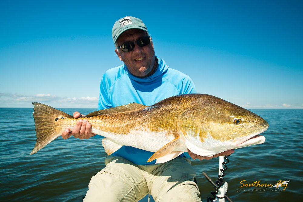 Light Tackle Guide Captain Brandon Keck Southern Fly Expeditions