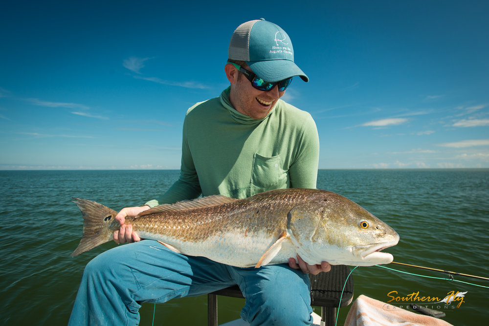 Hopedale LA Sight Fishing Southern Fly Expeditions