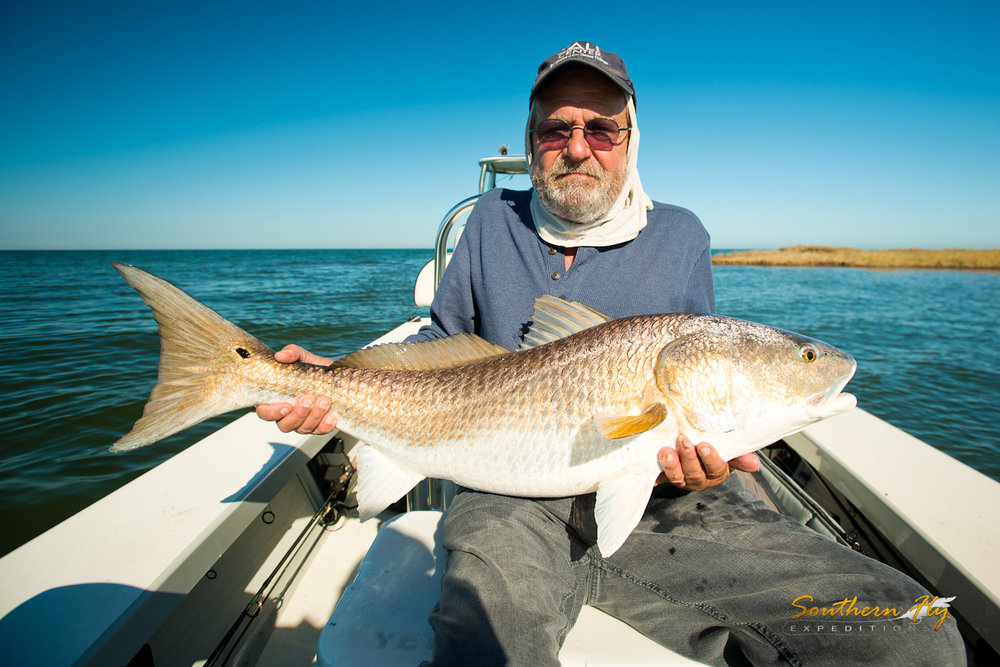 Spin Fishing Vacation Southern Louisiana Southern Fly Expeditions