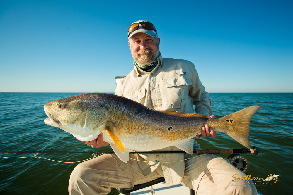Best Delecroix Spin Fishing Guide Southern Fly Expeditions