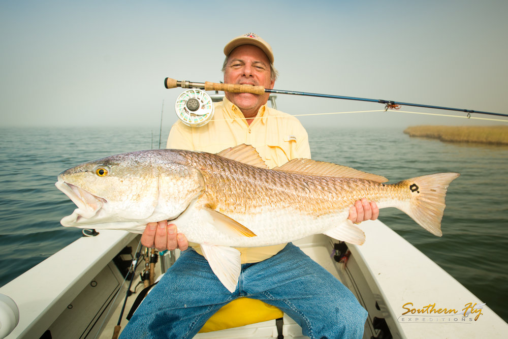 Light Tackle Fly Fishing with Spin Fishing Charter Southern Fly Expeditions