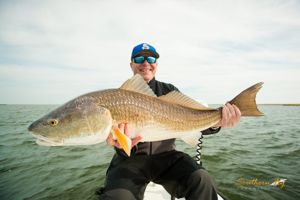 Spin Fishing New Orleans with Guide Southern Fly Expeditions