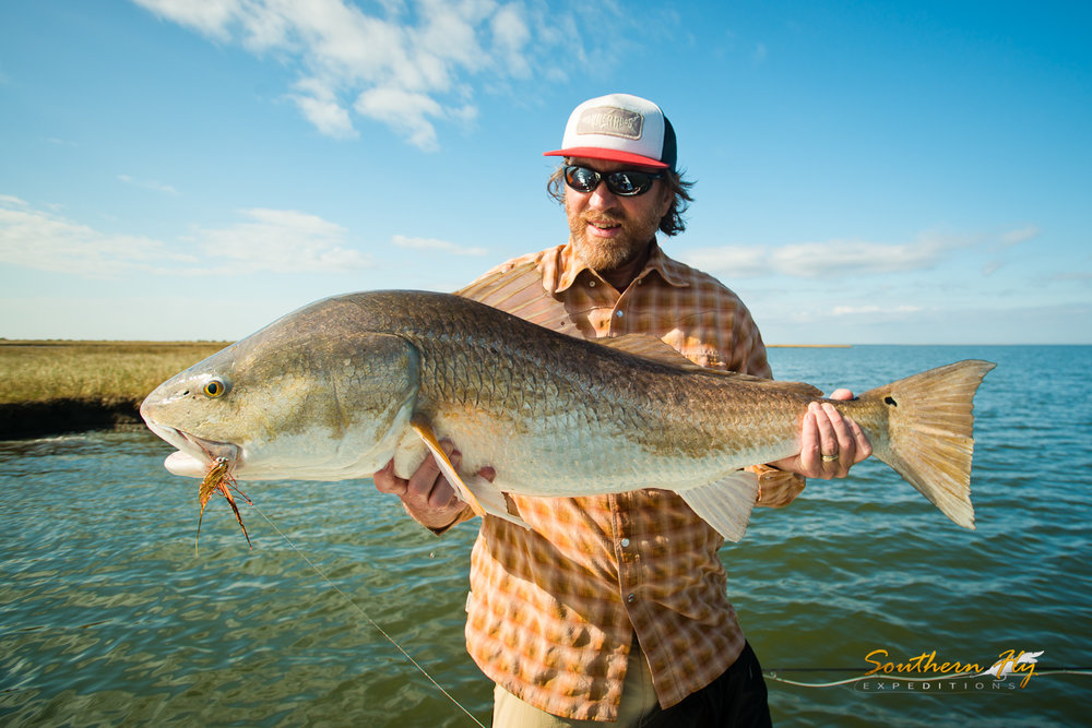 Sight Fishing Coastal Waters with Southern Fly Expeditions