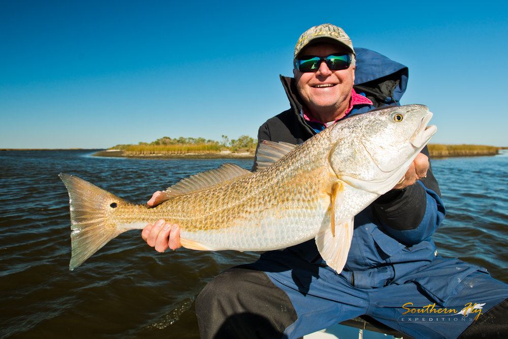 Best New Orleans Spin Fishing Guide Southern Fly Expeditions