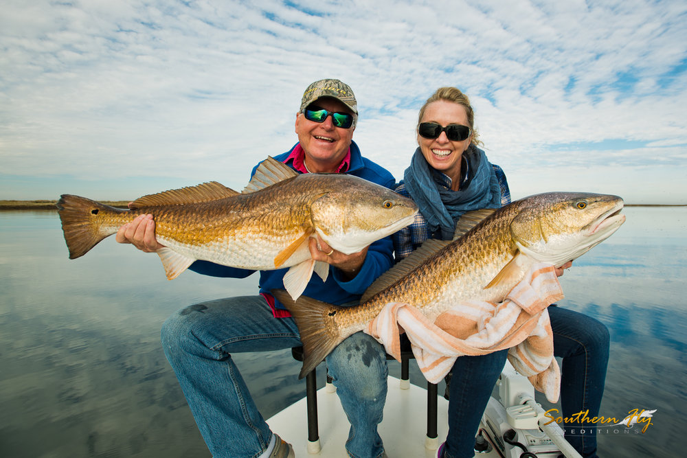 Best Delacroix La Spin Fishing Guide Southern Fly Expeditions