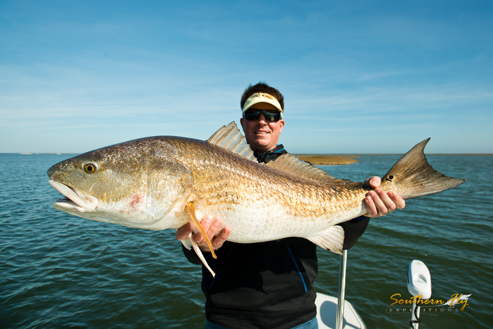 Shallow Water Light Tackle Guide New Orleans Southern Fly Expeditions