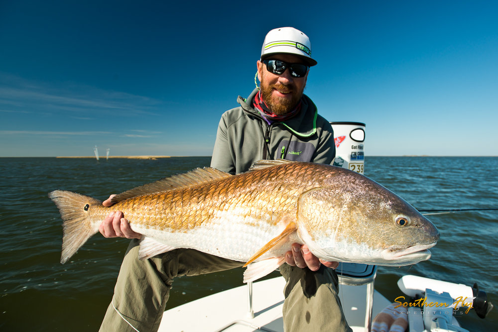 Salt Water Light Tackle Charter New Orleans Southern Fly Expeditions