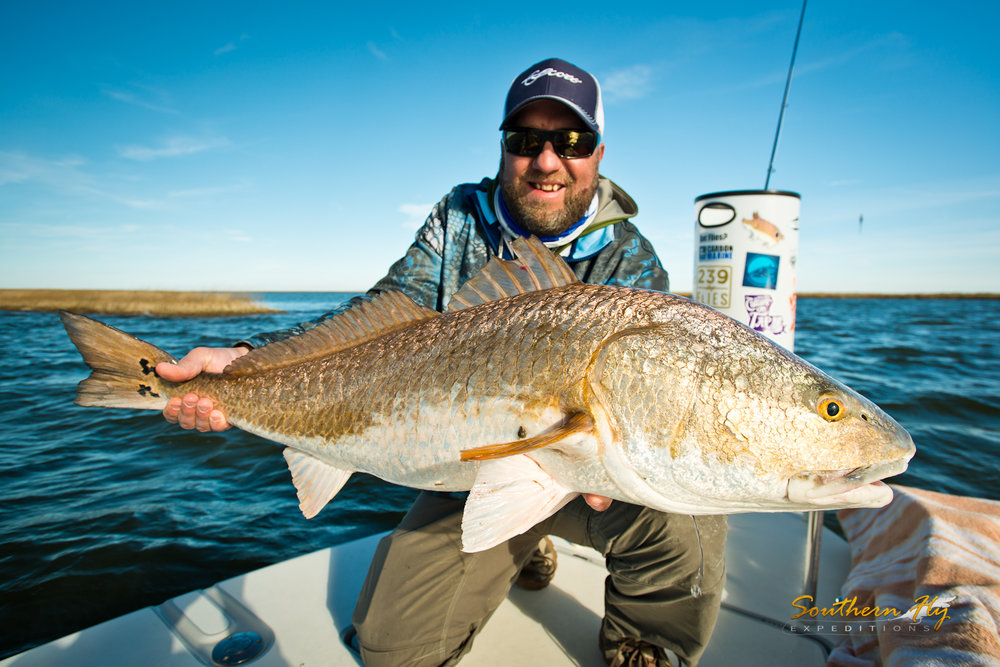 Military Veterans Fly Fishing New Orleans Southern Fly Expeditions