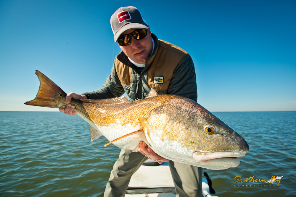 unique fathers day gifts - fly fishing new orleans Southern Fly Expeditions