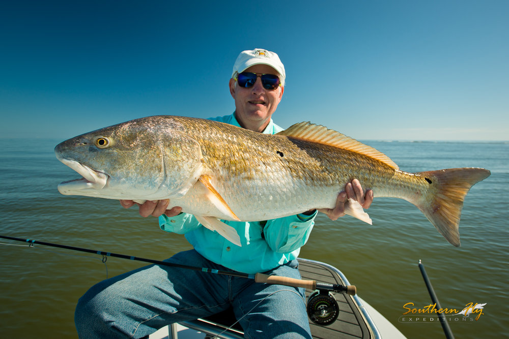 when is the best time to go fly fishing in new orleans louisiana
