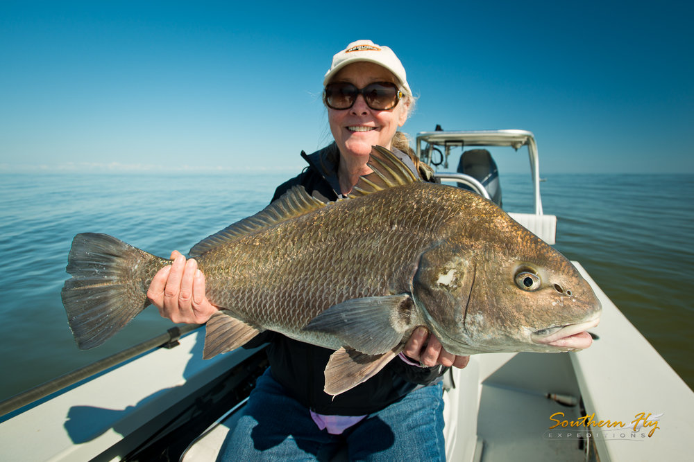 fly fishing redfish new orleans southern fly expeditions