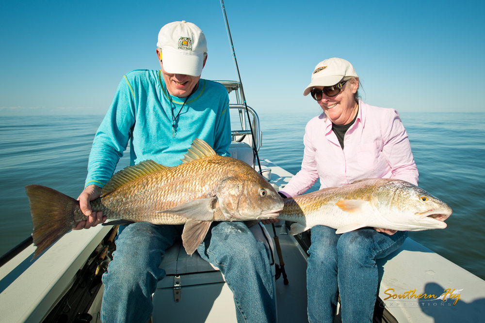 fly fishing and light tackle guides new orleans louisiana