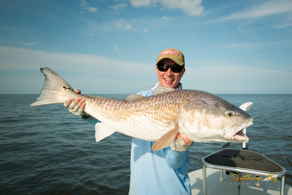 best fly fishing vacation guide new orleans louisiana