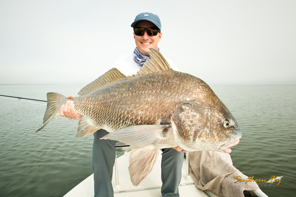 Light Tackle Sight Fishing Reds Southern Fly Expeditions New Orleans