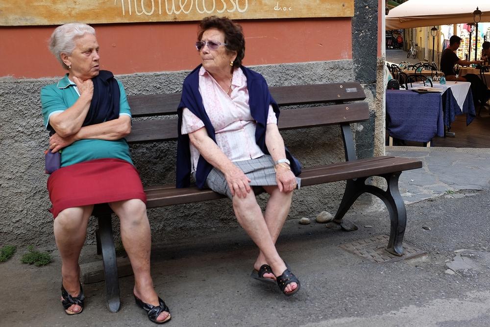Monterosso mommas