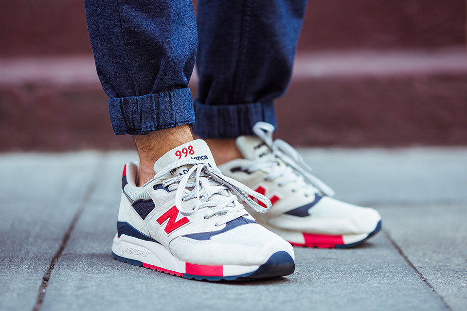 New Balance 998 - 'Independence Day'
