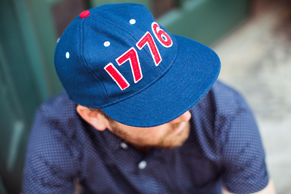 Ebbets Field Flannels X NB 'Independence Day' Give-Away