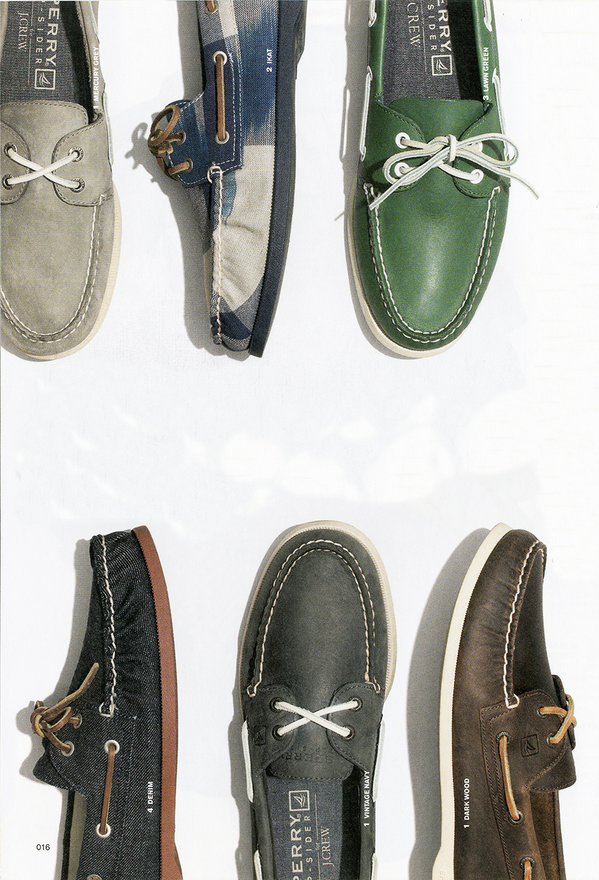 Sperry Top-Sider collaboration