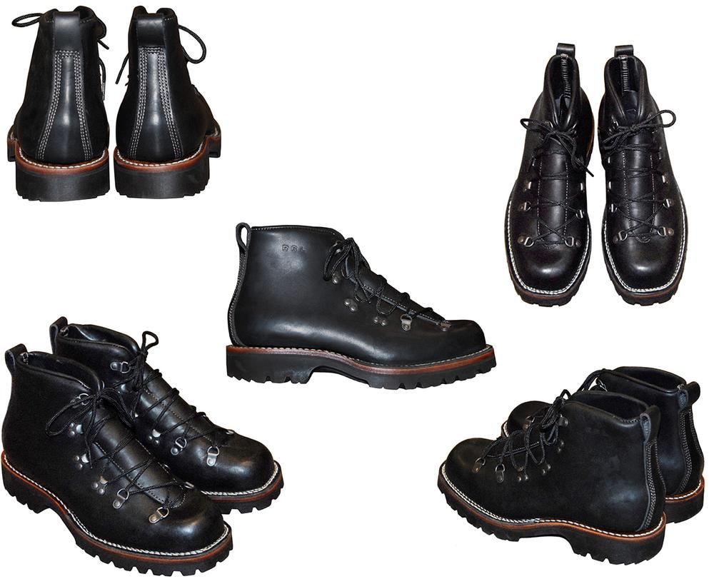RRL Summit Boots