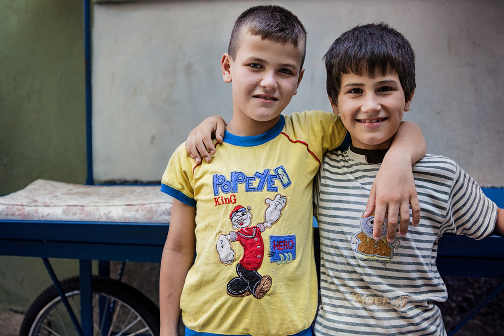 Abdo & Mustafa   SPONSOR THESE REFUGEE BROTHERS     DONATE