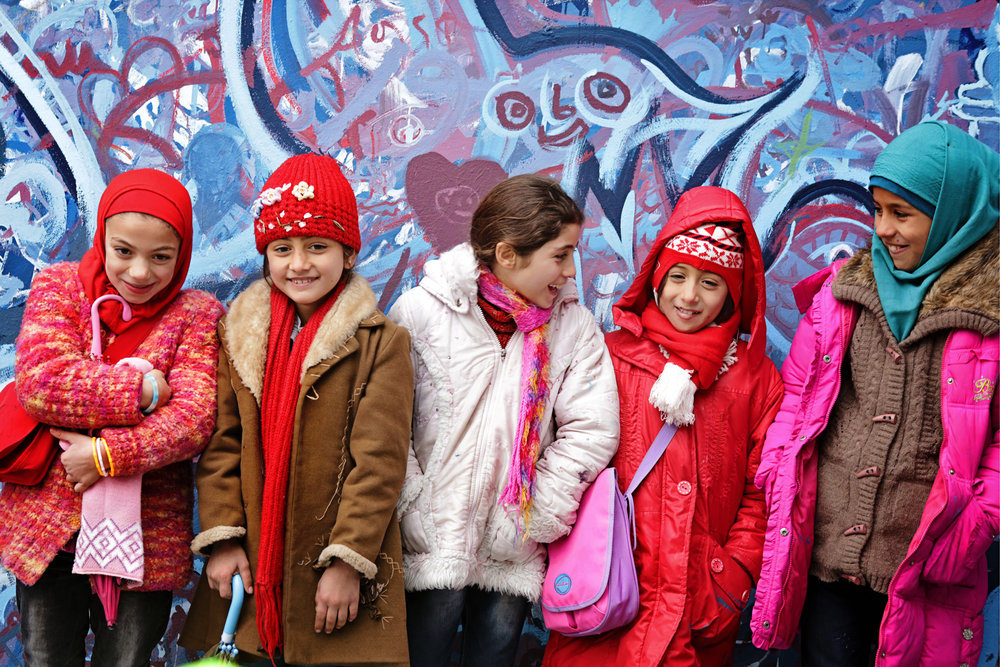 GIVING TUESDAY    How You Can Help Syria This Winter