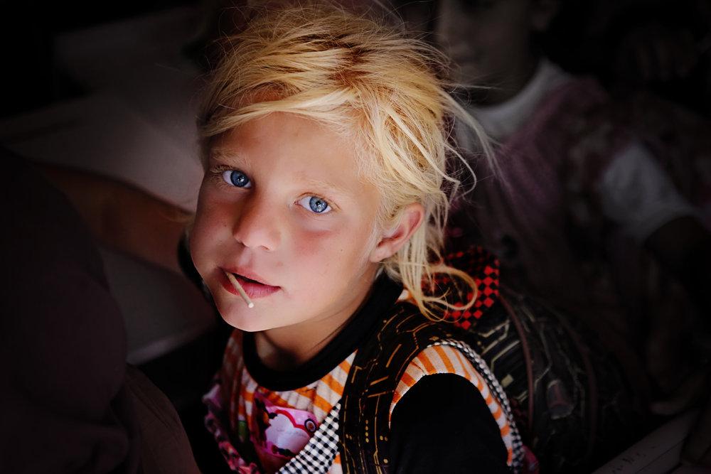Atmeh IDP Camp, 2013