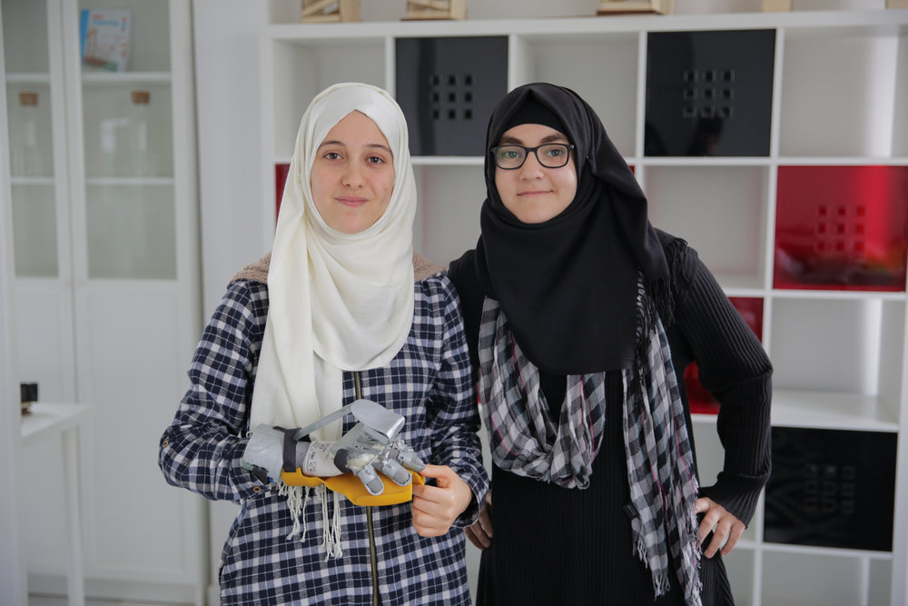 Hebatuallah Husainy & Kefah Abdulsalam.JPG