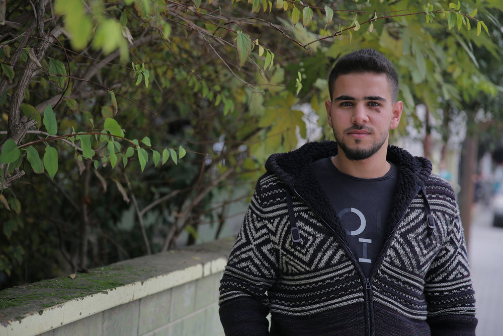 Mohammed Kurdi  is from Idlib, Syria. He came to Turkey in 2015 and worked in a variety of positions before joining the Karam Foundation. Currently, he is studying programming and civil airport management. When not studying, Mohammed enjoys swimming and studying history.