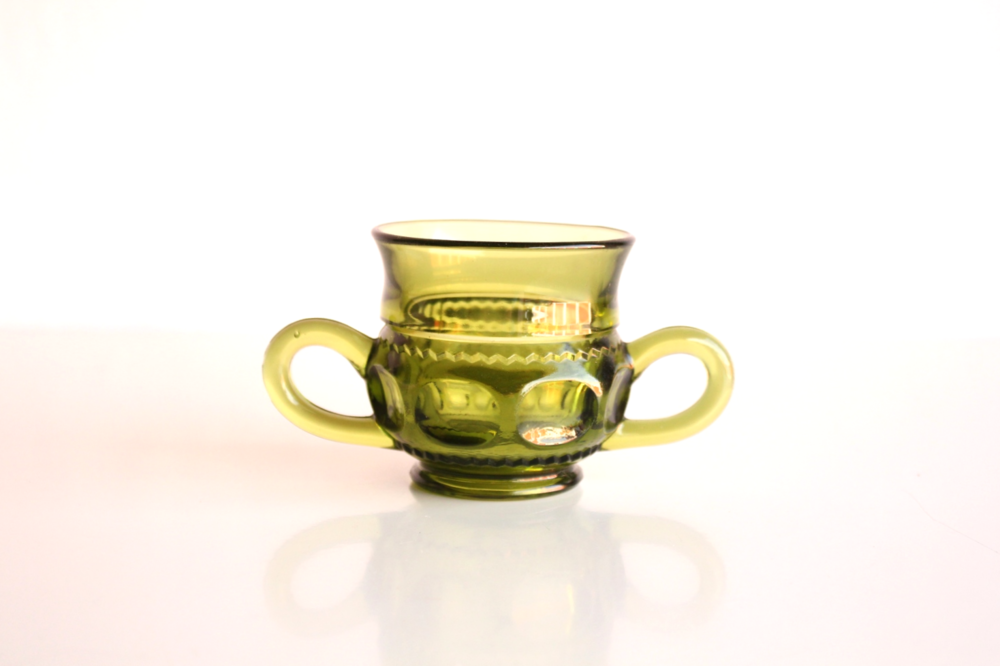 Green Sugar Bowl