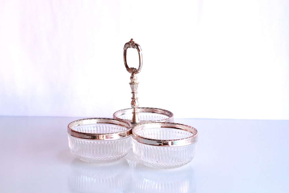 Condiment Serving Dish
