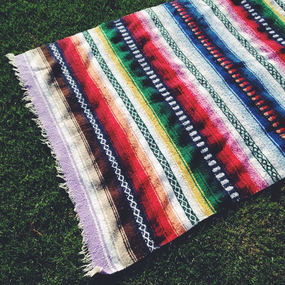 Mexican Blanket/Rug