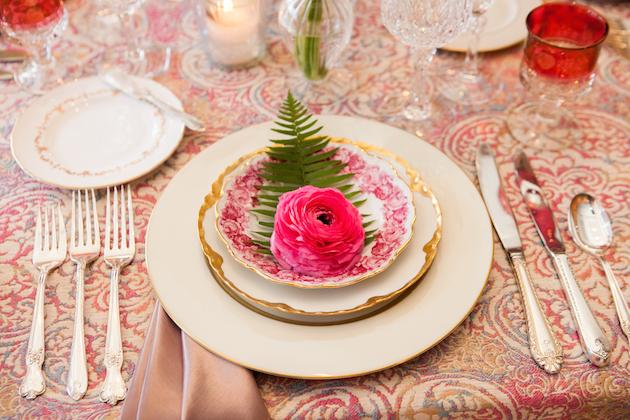 Luxe Linen 2015: Marie Antoinette
