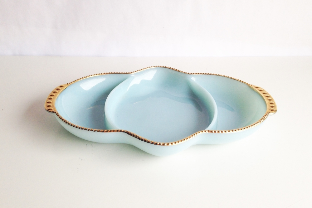 Light Blue Dish