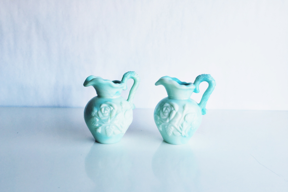 Small Jadeite Pitcher
