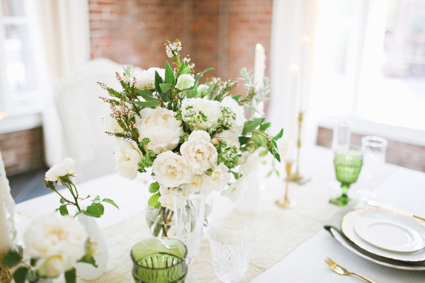 Airy Estate Wedding