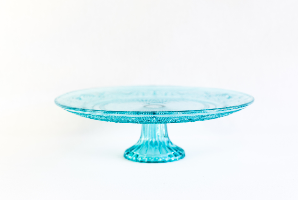 Light Blue Cake Stand