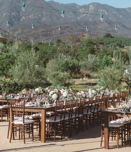 Ethereal Ojai Wedding