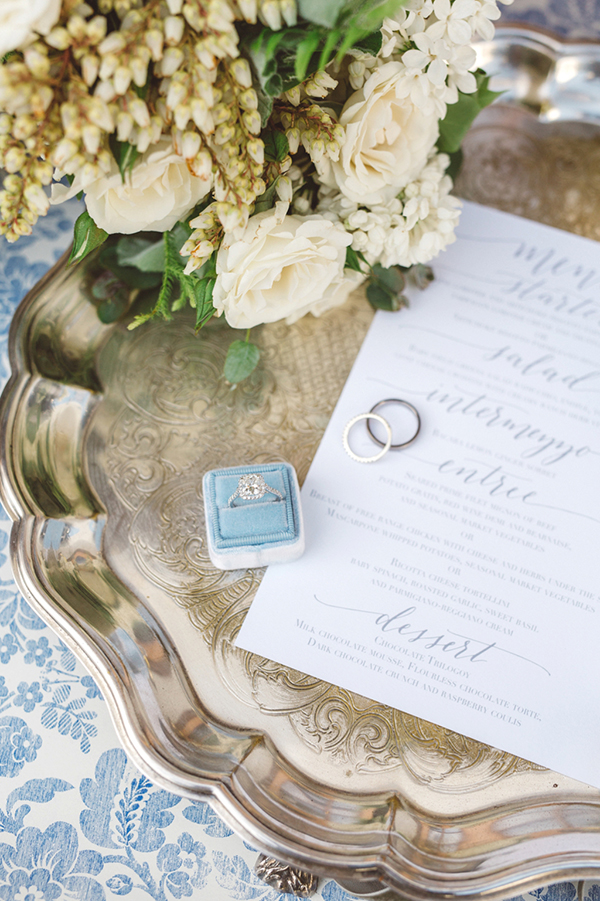 Romantic Oceanside Wedding