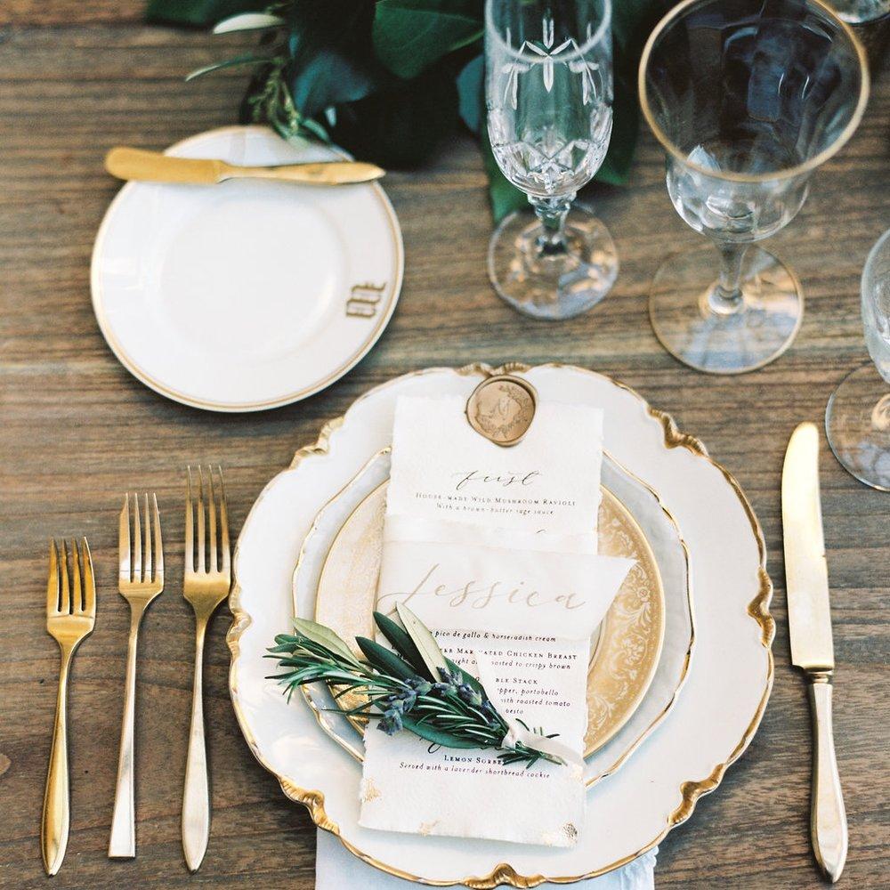 Vintage + Boho china glassware u0026 tabletop rentals for Californiau0027s Central Coast. Serving Santa Barbara Ojai Ventura u0026 Santa Ynez Valley. & Otis + Pearl Vintage Rentals