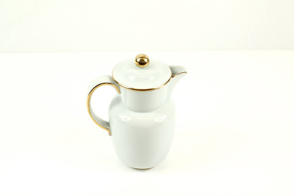 Light Blue Teapot