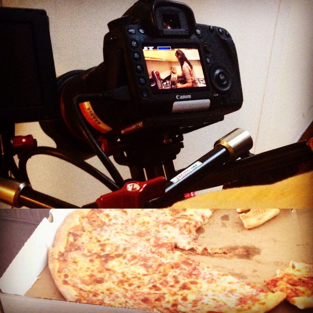 Playback and Pizza
