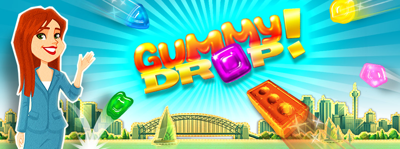 gummy drop hack apk