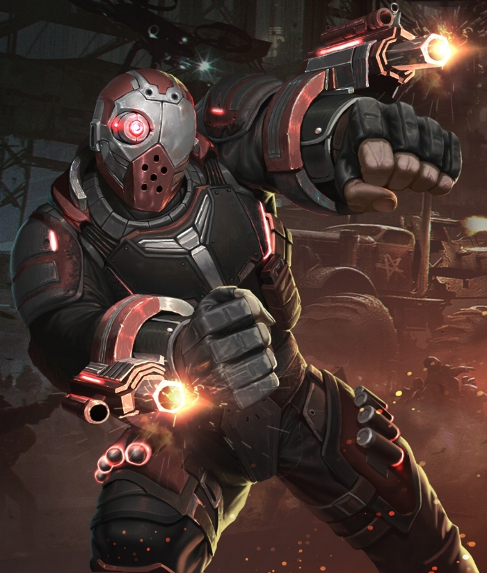 Deadshot, CAH for Injustice 2