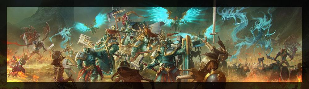 CAH for Games Workshop, Warhammer.