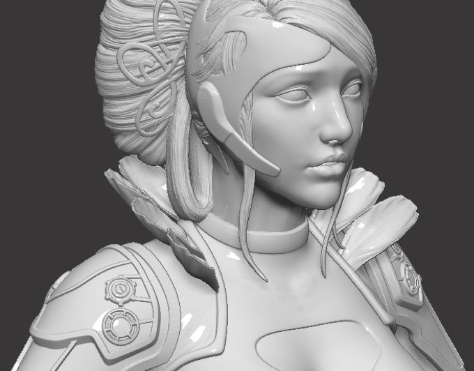 3D Modeling - Whether your mid-core game or marketing assets are taking a painterly approach or clean graphic style, our experienced 3D art team is ready at the helm with ZBrush, Maya and 3DS Max in their tool kit.